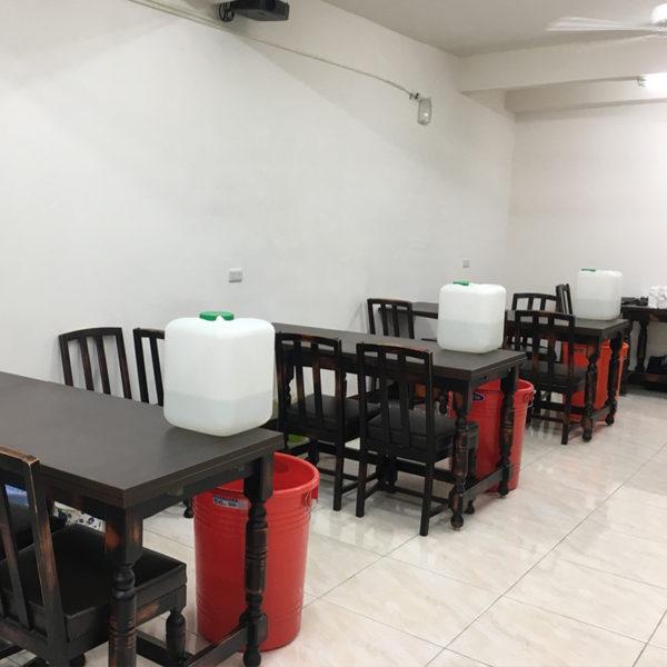 飲調暨學科教室