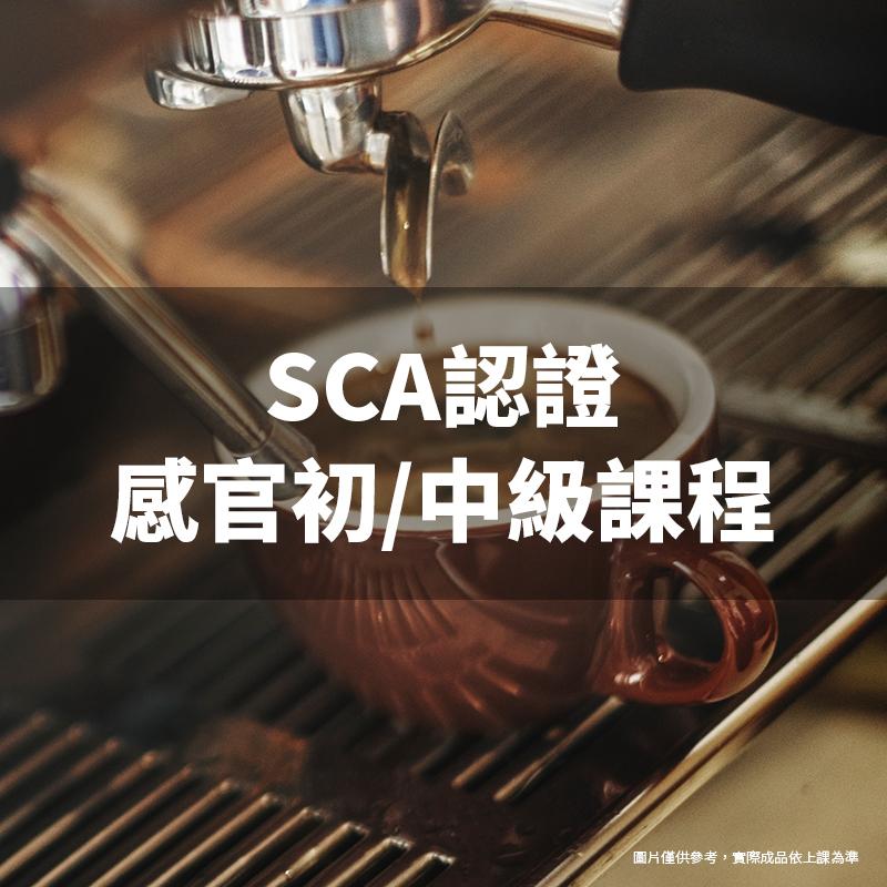 SCA感官課程